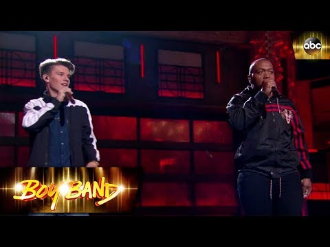 J Hype beatboxes with Timbaland | Boy Band