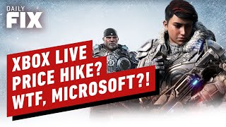 Is Microsoft Doubling Xḃox Live Price A Total Ripoff? - IGN Daily Fix
