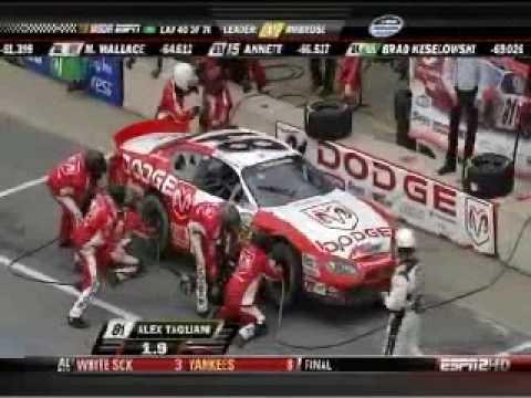 NASCAR Nationwide Series at Montreal 2009: (pt.10/...