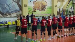 Волейбол. Шахтер - Легион (27.11.16)