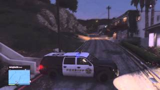 Grand Theft Auto 5 Online - Officer Speirs - LCPDFR