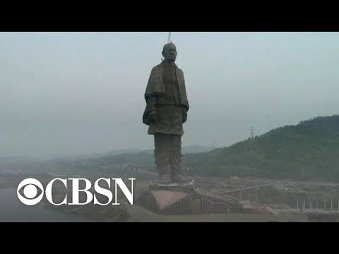 "Political significance behind India's ""Statue of Unity"""