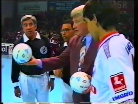 Club Nacional de Football Campeon Sudamericano de Clubes Campeones FUTSAL: 1996