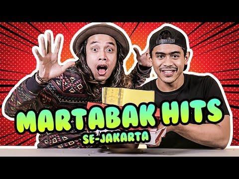 Martabak Unik Jakarta #CekOmbak
