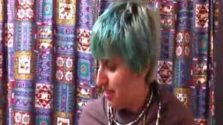 Odd clip from Barista.net interview