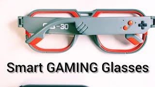 Mutrics GB 30 || World's First GAMING Glasses ||