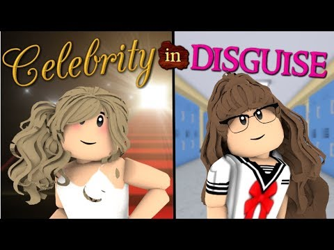 ROBLOX MOVIE - Celebrity in Disguise