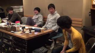 スキマスイッチ「ユリーカ produced by GRAPEVINE」レコーディング映像