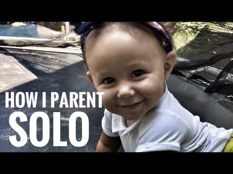 HOW I SOLO PARENT - ANTIGUA GUATEMALA