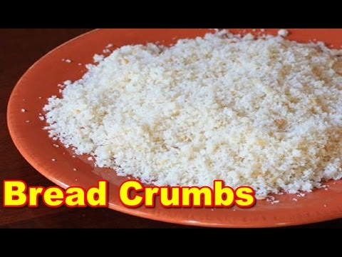 How To Make Bread Crumbs In Tamil | பிரட் தூள்