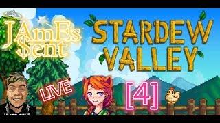[LIVE] Stardew Valley ปลูกดอกอิดอก [4] - JAmEsSent