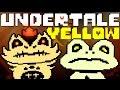 Undertale Yellow Secret - Micro Froggit