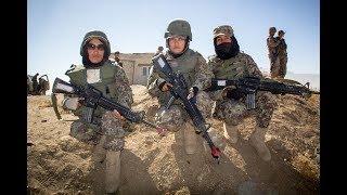 Kabuls kvindelige kadetter