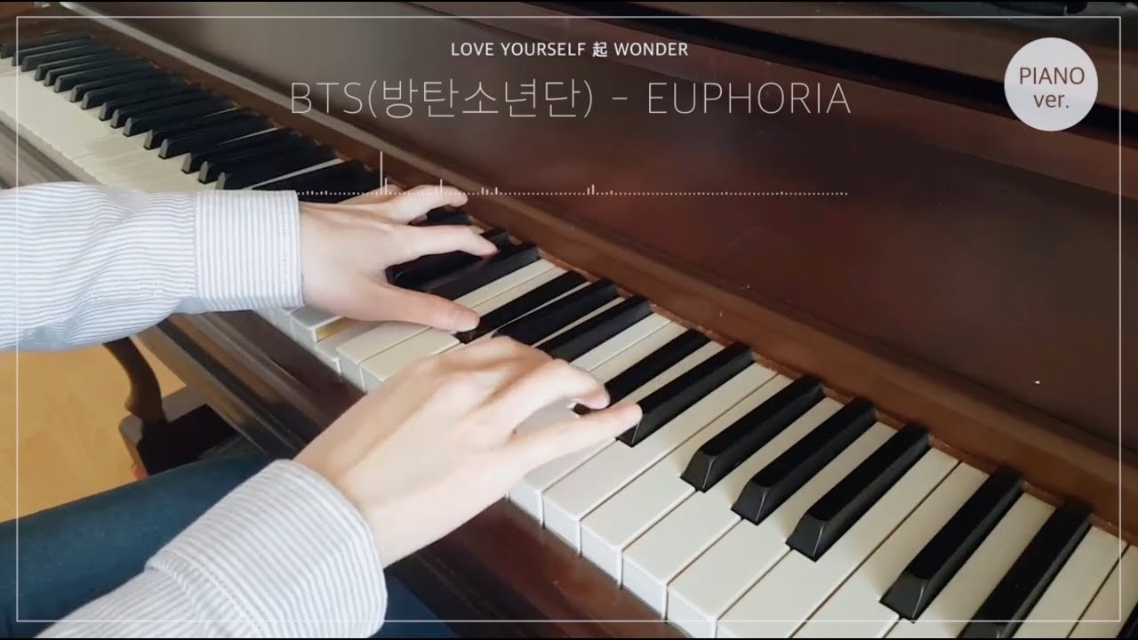 Download BTS(방탄소년단)-Euphoria_PIANOCOVER Sheet Music By