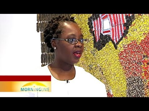 SABC catches up with Nigerian art curator Bisi Silva