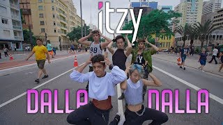[KPOP IN PUBLIC CHALLENGE] -  ITZY - 달라달라(DALLA DALLA) - DANCE COVER by B2| BEATU