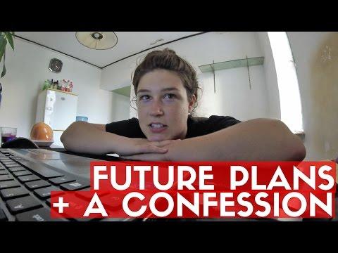 I HAVE A CONFESSION... | Beijing Aug Vlog 30-31