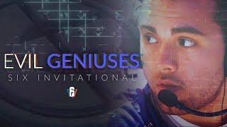Evil Geniuses - Six Invitational (R6 Fragmovie)