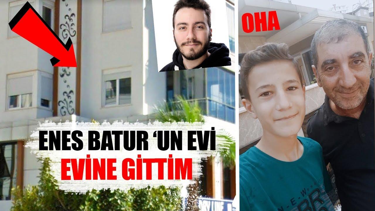 Enes Batur Un Evine Gittim Gercek Mc Sisman Yarali Youtube