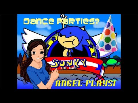 ANGEL PLAYS! Sunky.MPEG