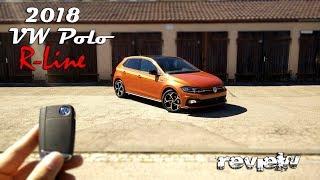Video 2018 VW Polo Highline/R-LINE download MP3, 3GP, MP4, WEBM, AVI, FLV Juli 2018