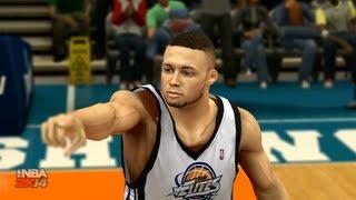 NBA 2k14 My Career - Rookie Showcase and Pre-Draft Interviews! Ep.2