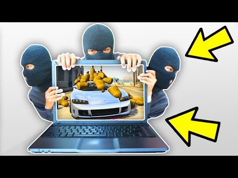 ROCKSTAR PAYING HACKERS TO HACK GTA ONLINE!? (GTA 5)
