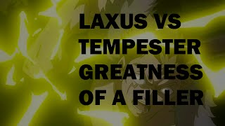 Fairy Tail Episode 256 review: LAXUS VS TEMPESTER= BEST FILLER FIGHT IN FT ANIME