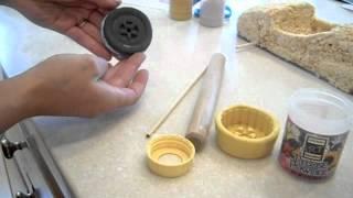 How to make a rice krispy treat car - Part 2 .m4v
