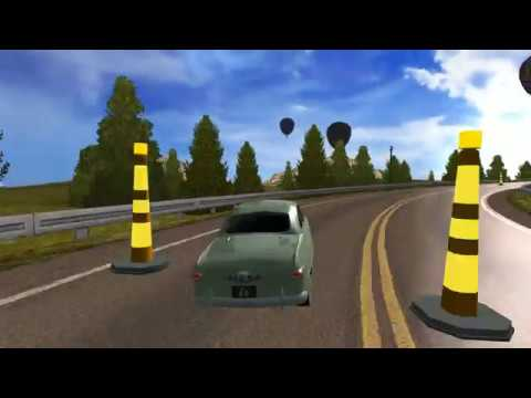 Emulação - Ford Racing 2 in-game no CxBx-Reloaded (XBox)