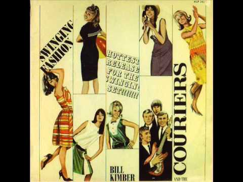 Bill Kimber & The Couriers, Be Mine (1965) South African Garage Beat