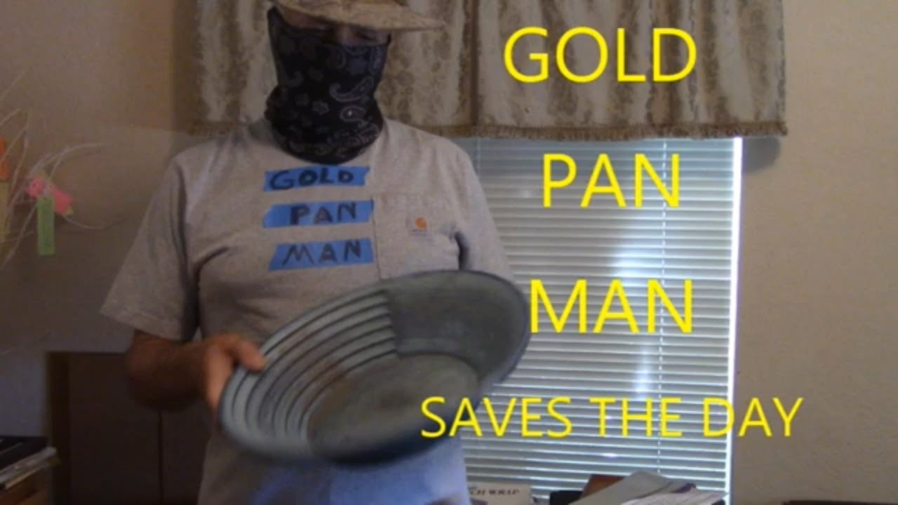 WHICH GOLD PAN GETS THE MOST GOLD🤔 AND HOW DO I DO IT😲