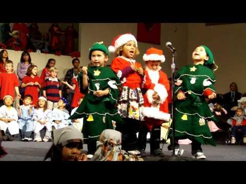 El Toro Baptist Church-Arbor Christian School- Christmas Play -Part 2