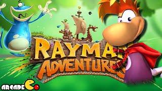 Rayman Adventures: Protect Duckburg from Vile Villains! - Disney Epic Card Battle!