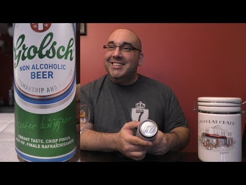 Grolsch Non Alcoholic Beer Review - Drinking In Canada