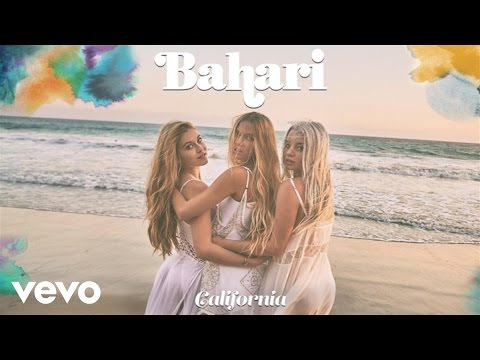 Bahari - California (Audio)
