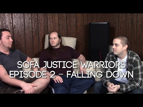 Sofa Justice Warriors Episode 2 — Falling Down