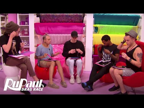 Milk Struggles w/ Being Eliminated by Kennedy 'Deleted Scene' | RuPaul's Drag All Stars