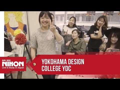 Go! Go! Nihon presents: Yokohama Design College