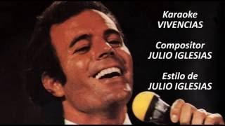 Easy Karaoke - Vivencias - Julio Iglesias