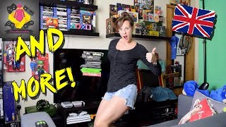 HUGE RETRO HAUL SNES, PS1, Mega Drive and MORE | TheGebs24