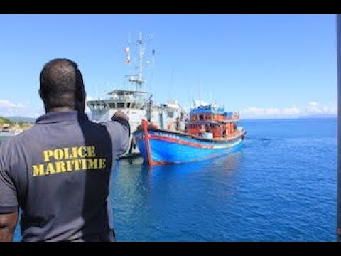 Pacific Islands Forum Fisheries Agency (FFA) Fights IUU In The World's Largest Tuna Fishery