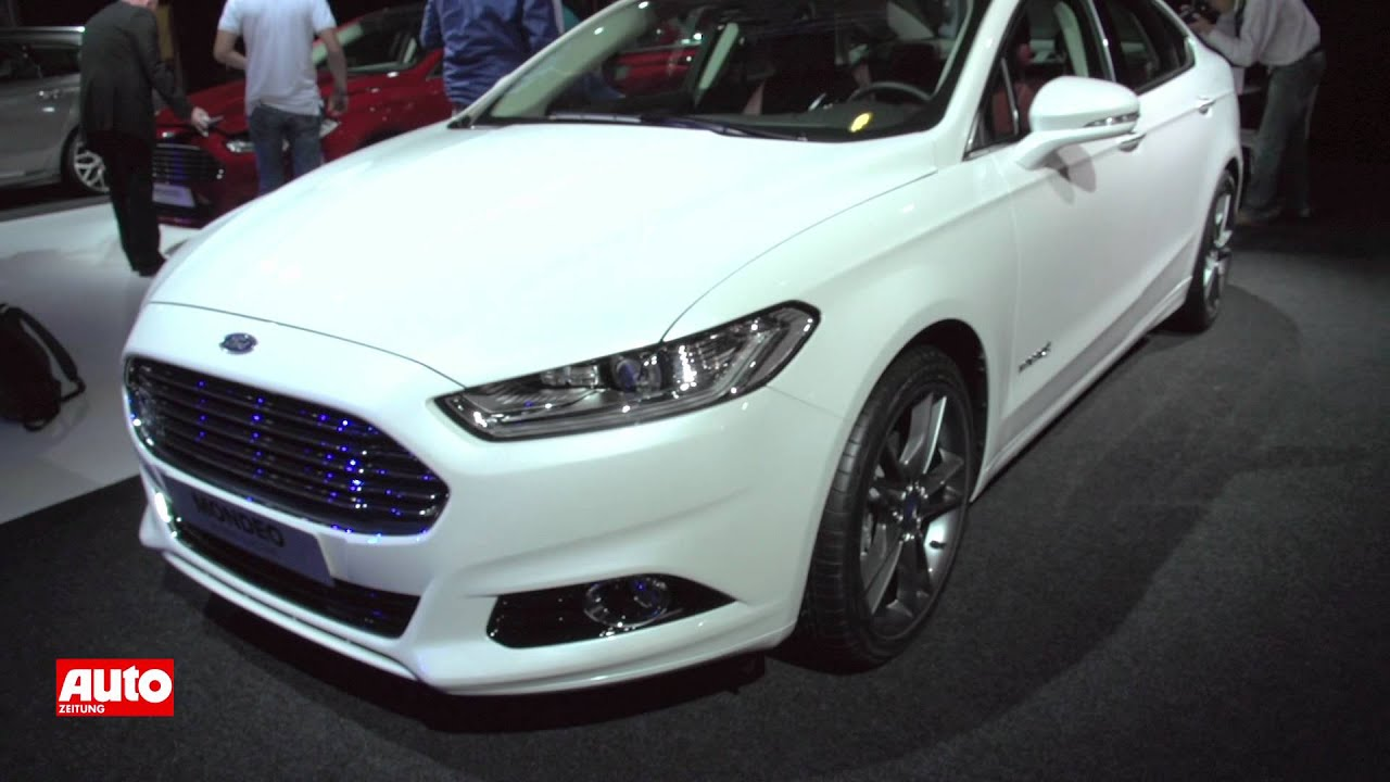 ford mondeo limousine und kombi 2013 auto salon paris 2012 hd youtube. Black Bedroom Furniture Sets. Home Design Ideas