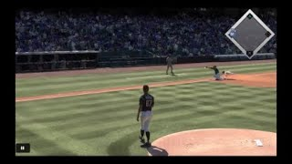 MLB THE SHOW 17': MY CAREER AS A CP; #56 HOW THAT HAPPEN, DIDNT MAKE THE CATCH... thumbnail