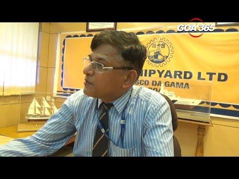 GOA 365 - Employees Vs Management at Goa Shipyard Ltd