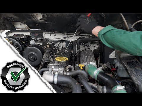 A tool for finding odd engine noises - The Fine Art of Land Rover Maintenance