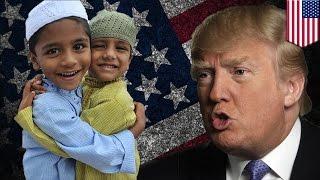Дональд Трамп хочет запретить въезд в США всем мусульманам