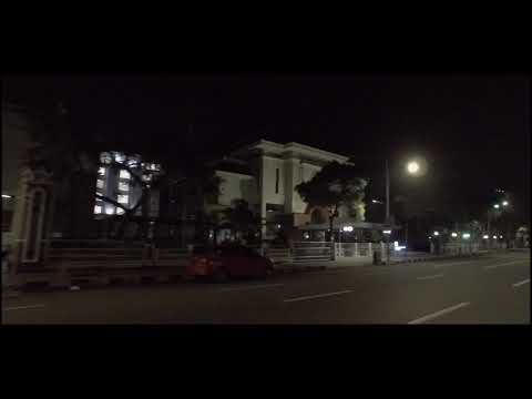 Dji Osmo Zenmuse X3 Test Low Light Kota Surabaya