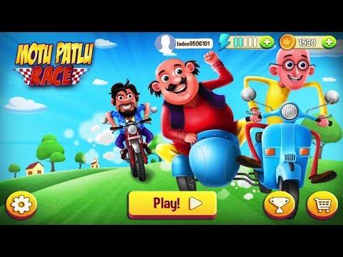Motu Patlu Game ( By Nazara Games )