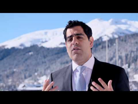 WEF Davos 2016 - Interview with Steve Arora, Head of Japan and YGL